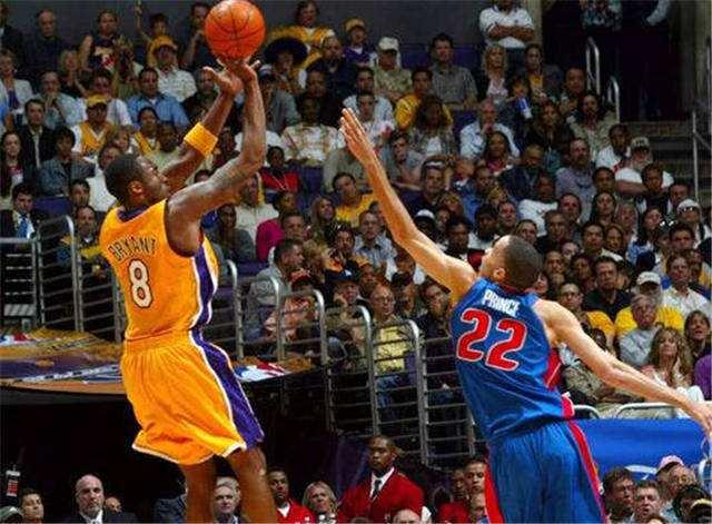 """亚博体育当年NBA的6位""""科比终结者"""",第2位曾1场比赛4次封盖科比"""