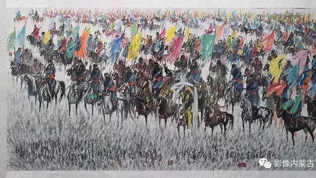 内蒙古——牧野神韵