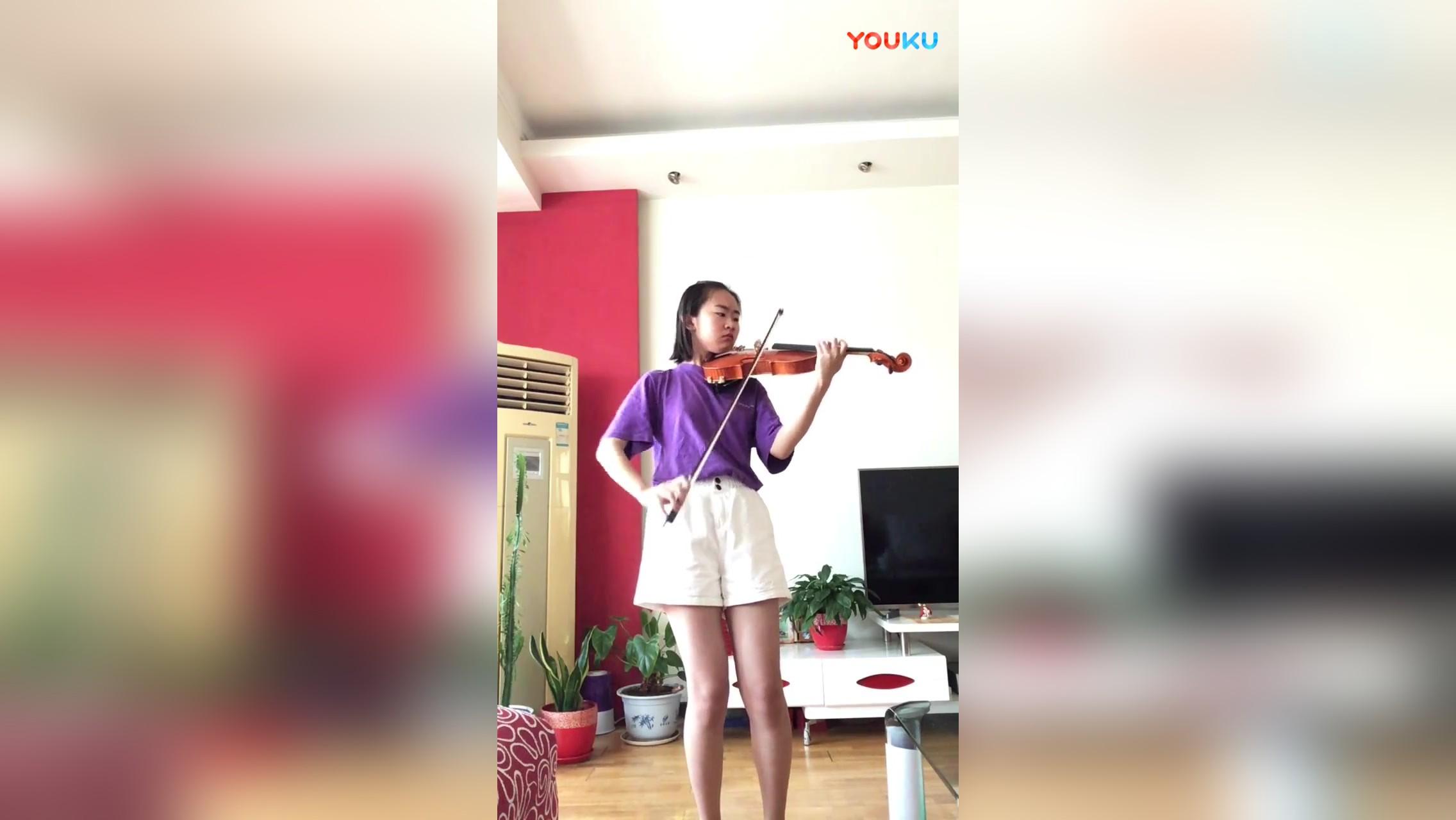 睿睿之小提琴之流浪者之歌