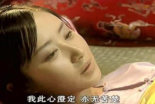姐姐死后姐夫殉情,太后十分不满,妹妹流泪说:我给姐夫殉葬吧