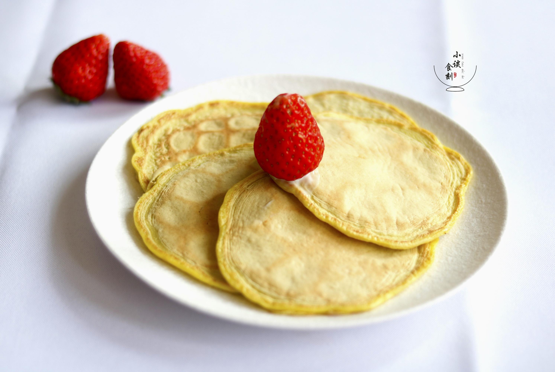 早餐孩子就馋这饼,不用早起简单易做,孩子吃得好,长高个身体壮