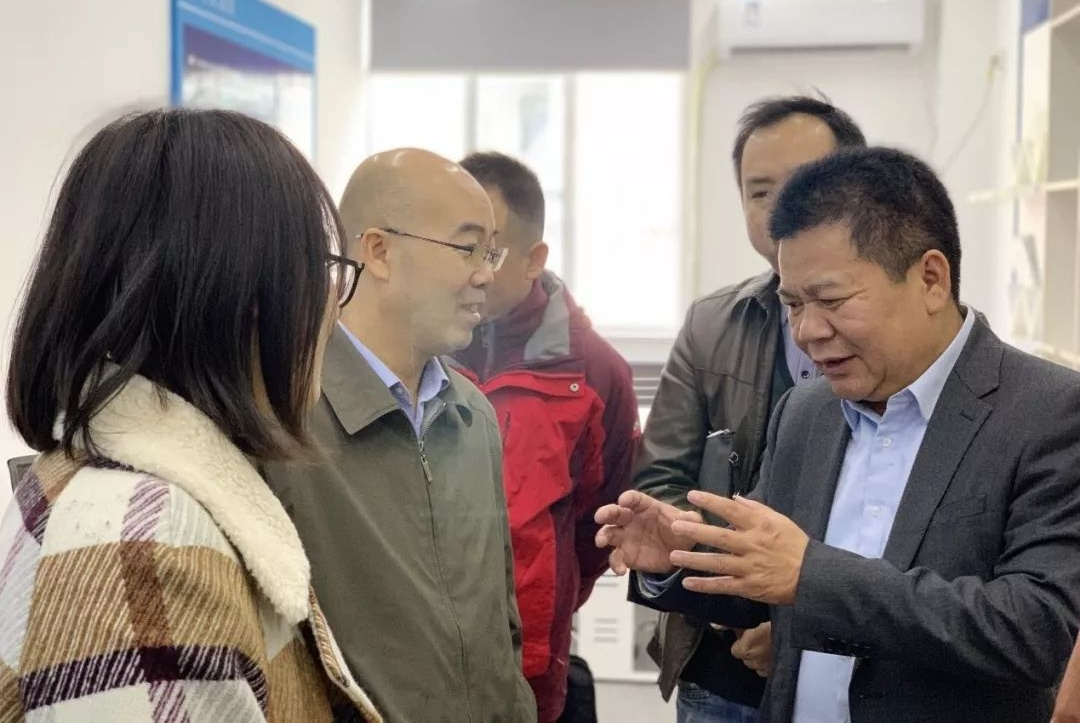 百色考察团赴合肥及北京考察学习教育信息化建设经验