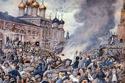 士兵尸体被弹射到城内,没想到一场世纪灾难降临了!