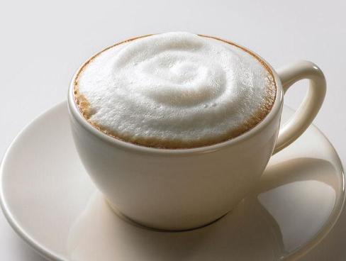 一组炭烧咖啡的美食照片,好喝又好看
