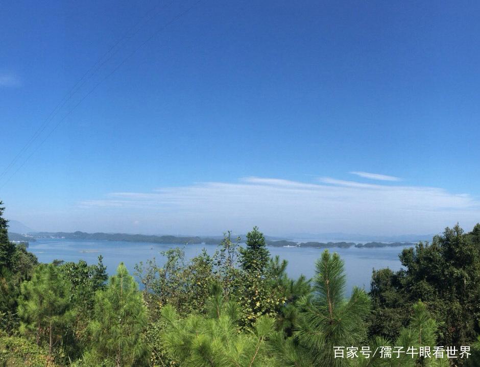庐山西海,美过千岛湖,随手一拍就可作屏保