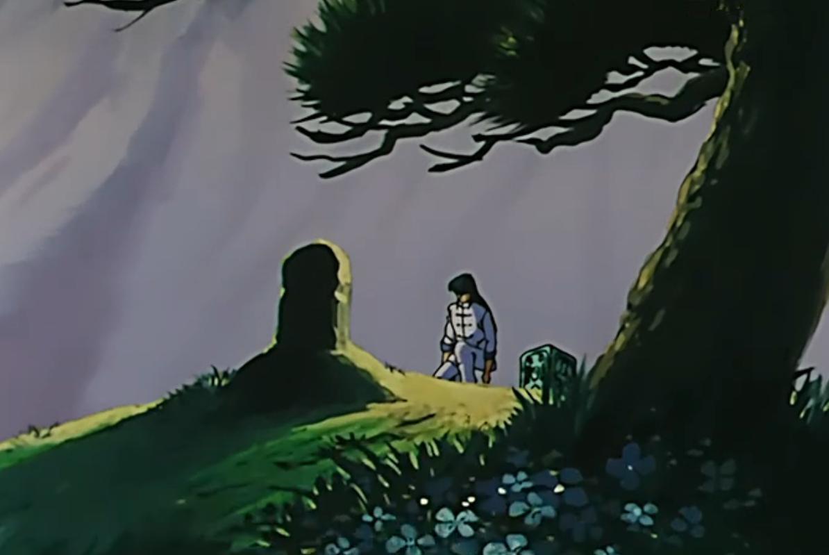 圣斗士星矢:童虎徒弟、紫龙师兄——王虎,可惜至死没成为圣斗士