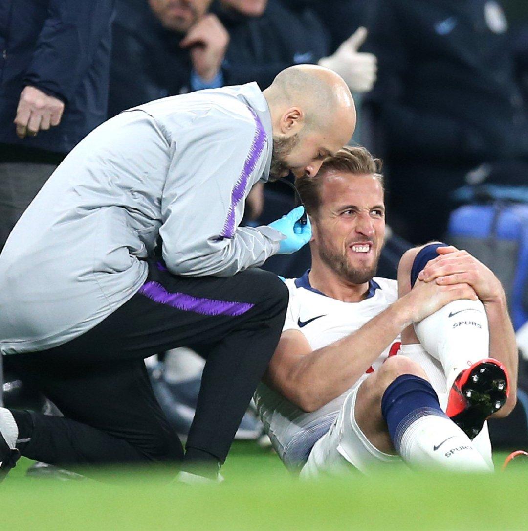 热刺大利好 凯恩亲承伤情恢复顺利 欧冠决赛对阵利物浦他可以出场