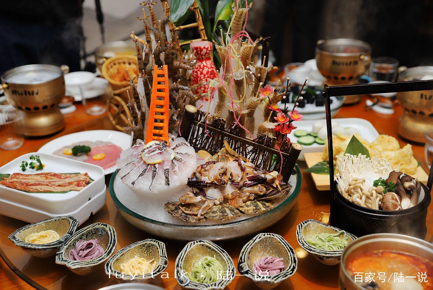 番茄配鲍鱼、花胶有螃蟹,过生日吃港式鲜捞,人均150元,臻好