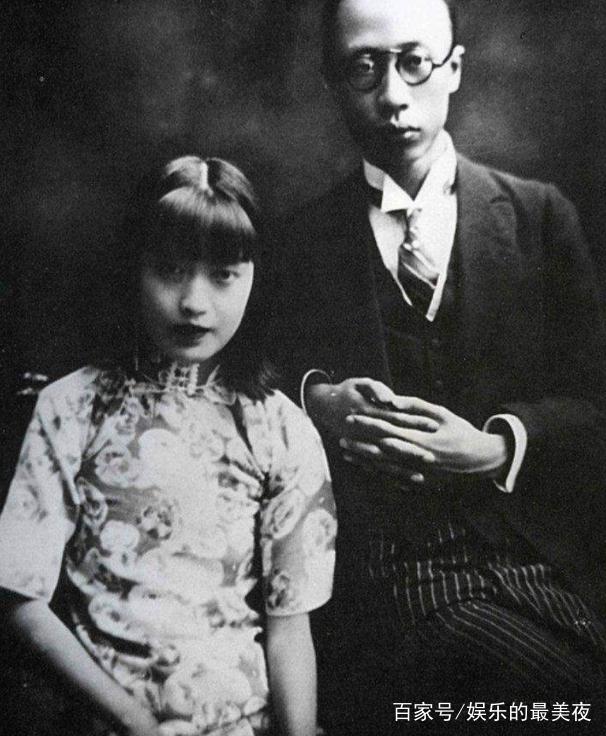 老照片:末代皇帝温馨家人照,孙中山和宋庆龄的忘年爱