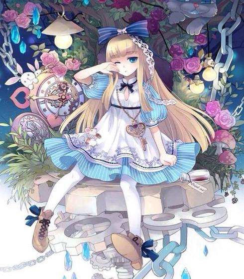 九大星座专属动漫美少女:白羊座的甜美,巨蟹座的可爱