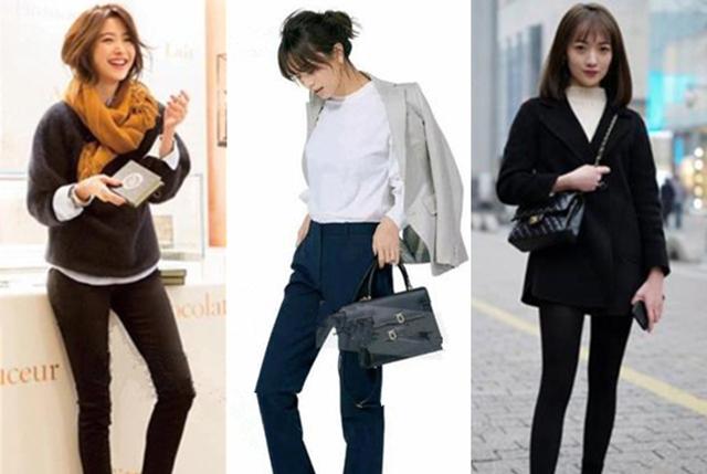 小个子女生如何把小黑裤穿出好身材,舒适又有质感让你变得更好