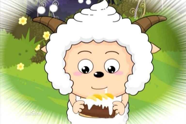 喜羊羊与灰太狼:羊的寿命是多长?懒羊羊最小,慢羊羊已过百