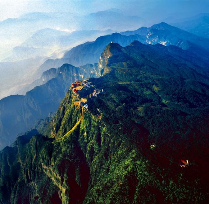 5 乐山·峨眉山风景区