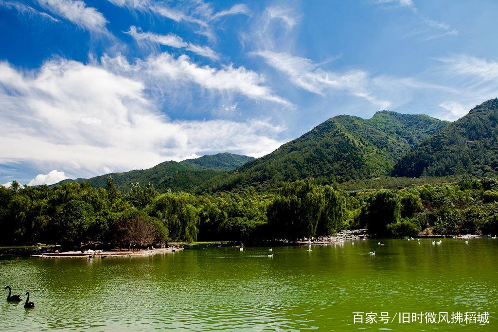 秦嶺美景:秦嶺最適合旅游的地方,每年都去!