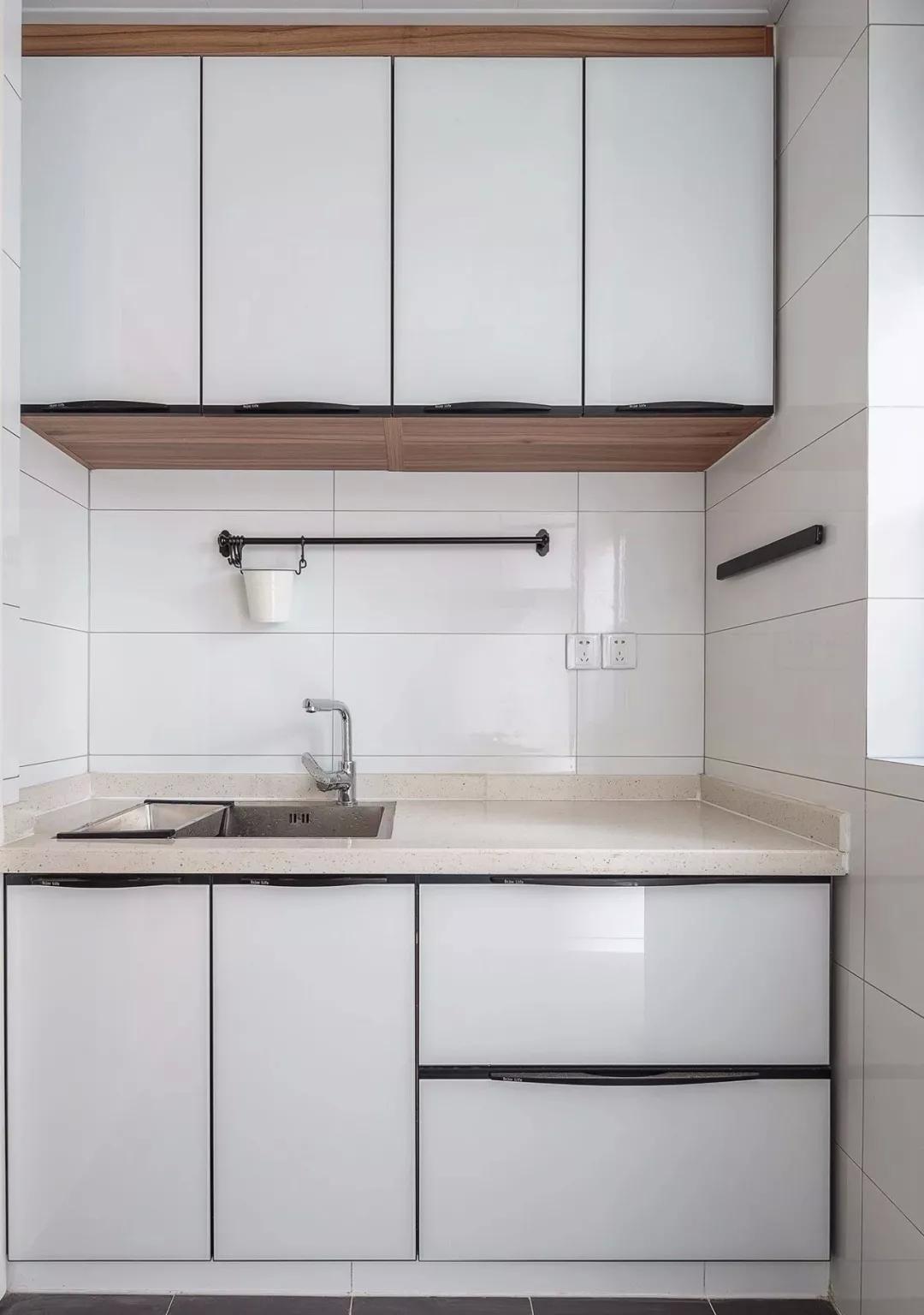 厨房的一角图片