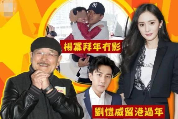 刘丹透露小糯米未给妈妈拜年,杨幂接受采访首谈对婚姻的看法