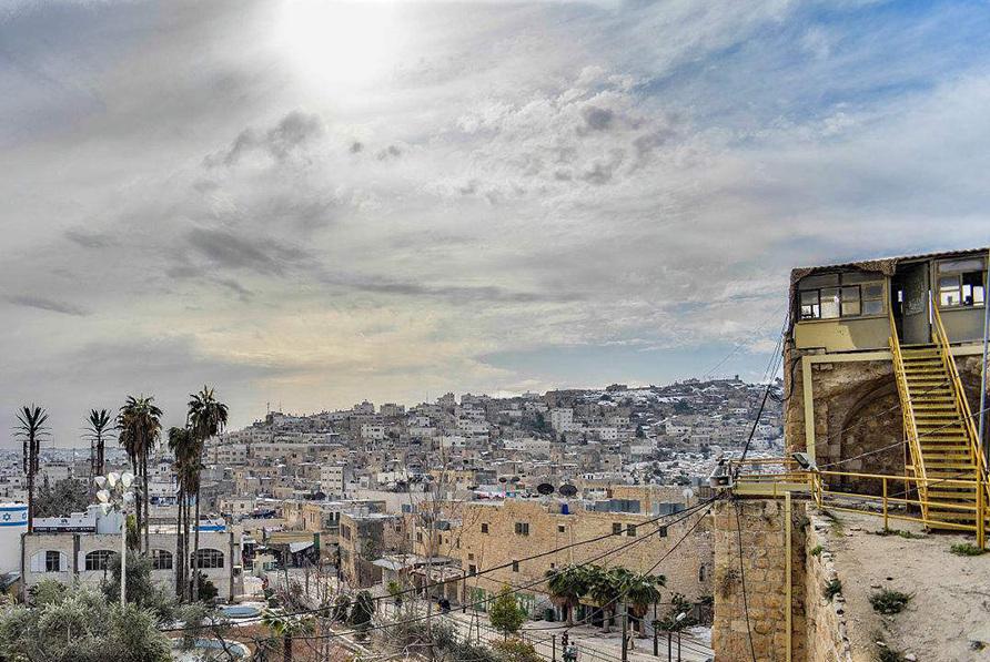 行走以色列:希伯伦,犹太人先祖之城的荣耀和苦难