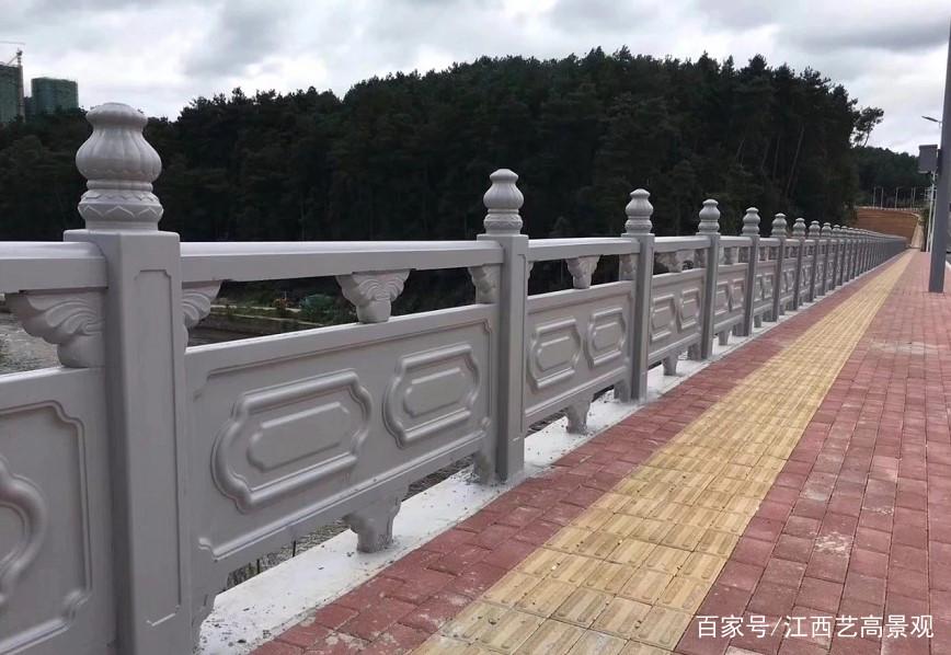 江西1.9米水泥仿石栏杆