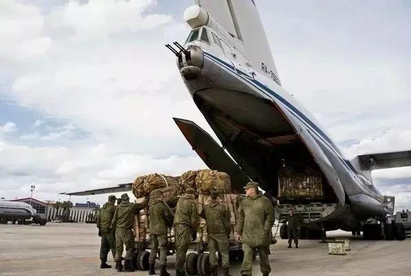 美国后院起火?俄罗斯出兵委内瑞拉会否酿成第二次古巴危机?