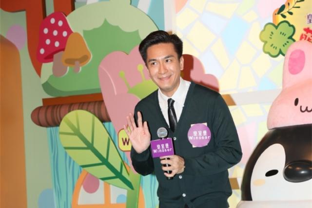 TVB小生忙于赶拍《降魔的2》没时间跟女友二人世界