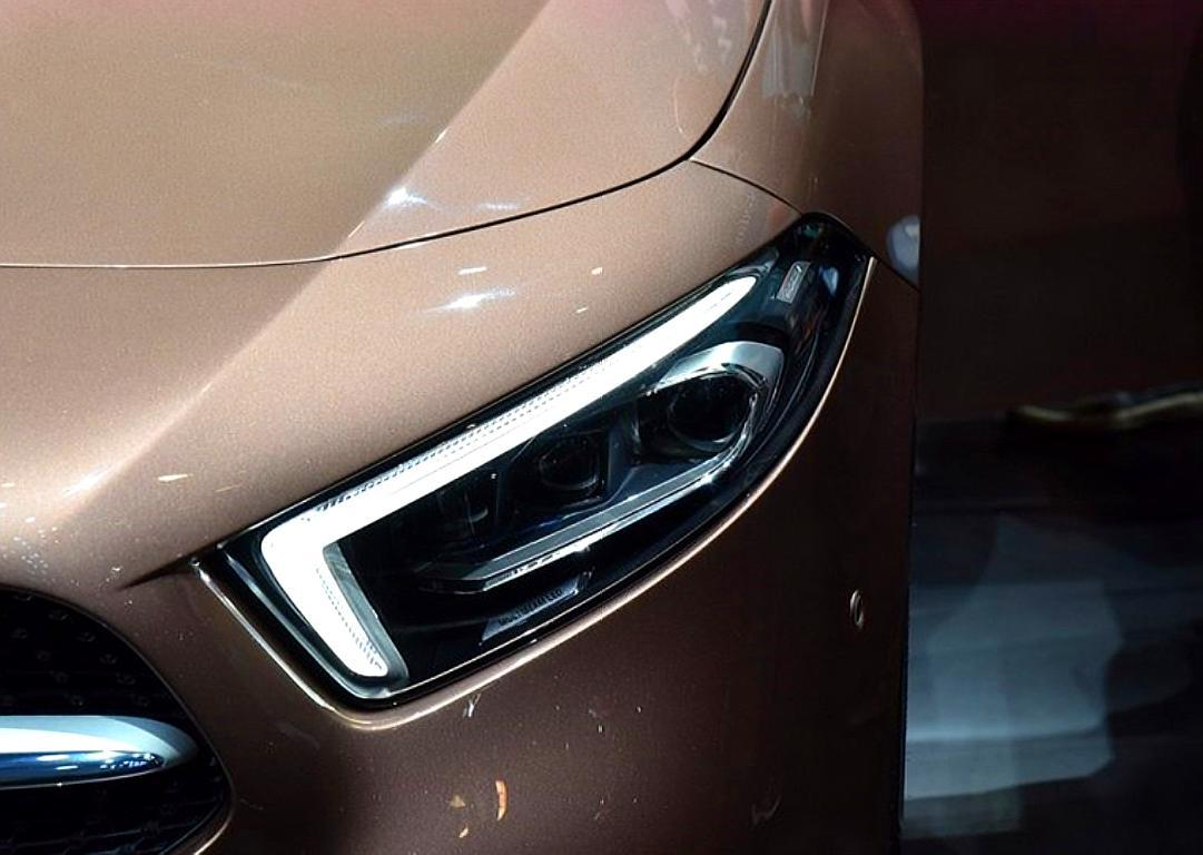 奔驰A200L,针对国情而发布的新车,买它的都是情怀,懂的人不多