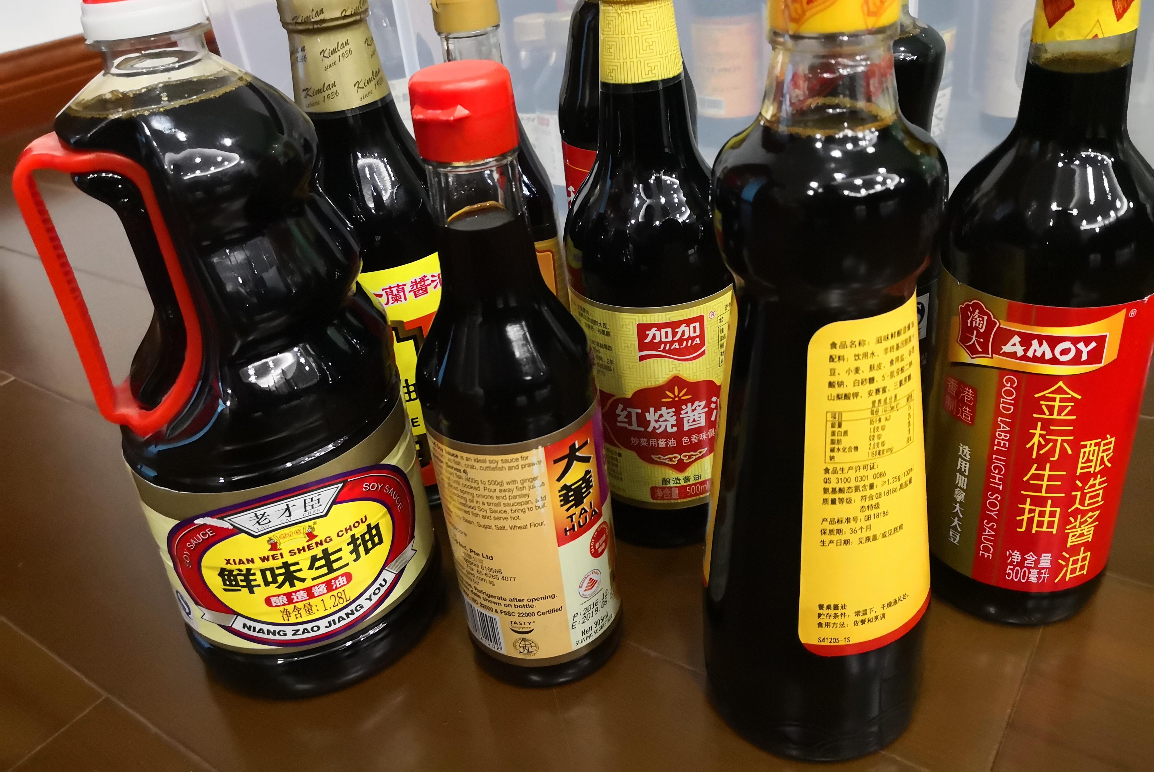 """酱油瓶子上带有""""这2个字"""",多年主妇转身就走,老板自己都不吃"""