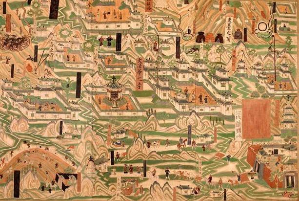 本是唐朝一个镇,却成保护华夏的屏障,最终在异族入侵中悲壮灭亡
