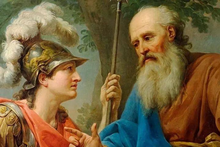 """苏格拉底为什么说""""无人自愿犯错误""""?一辈子的修养"""