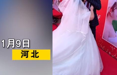 河北婚礼现场空无一人新郎默默流泪 原因曝光后收到全网祝福背