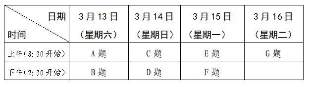 定了!广东2021高考英语听说考试3月13开考