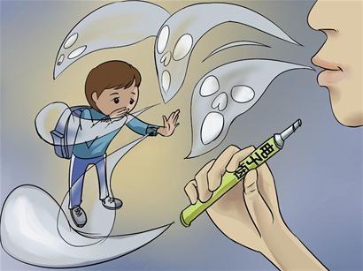汇聚合力 规范管理让青少年免受电子烟侵害