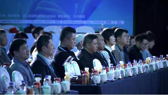 2020中国家装产业年会:今朝装饰荣获国家级信用五星企业