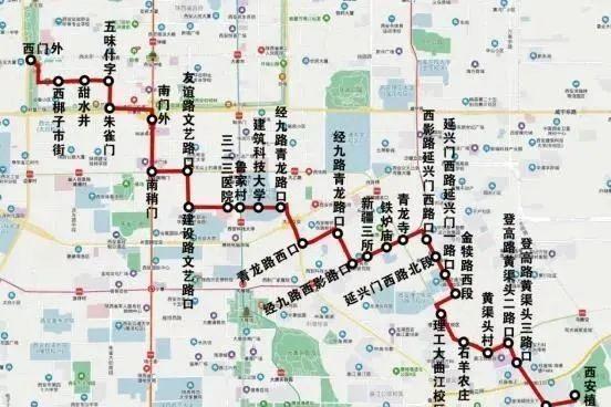 注意!这两条公交线路有变化