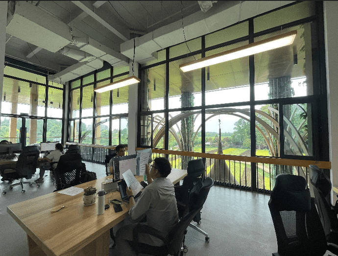 都江堰市建成区块链场景创新实验室!