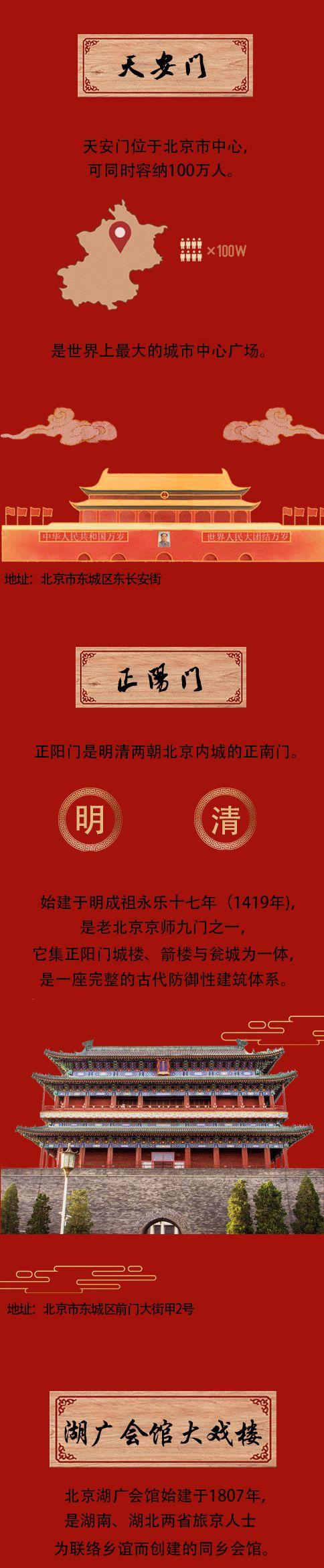 """红""""游""""记 打卡北京红色景区之景点、档案馆"""