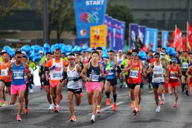 2021西安(融创)马拉松赛报名启动!