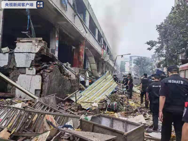 湖北十堰爆炸致11死 省长赶往现场