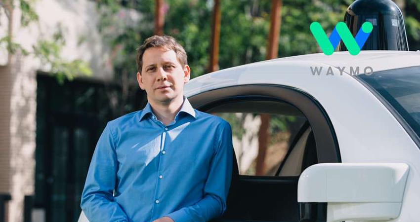 油管主播对话Waymo CTO,两个半小时揭秘谷歌无人车背后