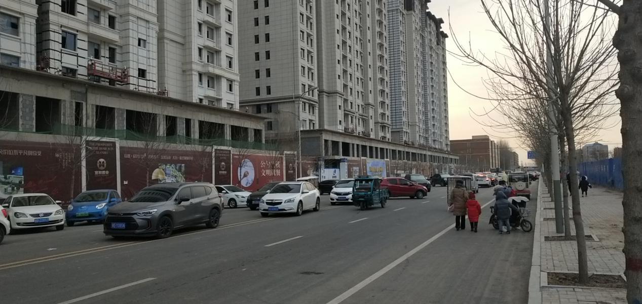 河北邯郸大名壹号院临街底商即将开售?自规局:无底商
