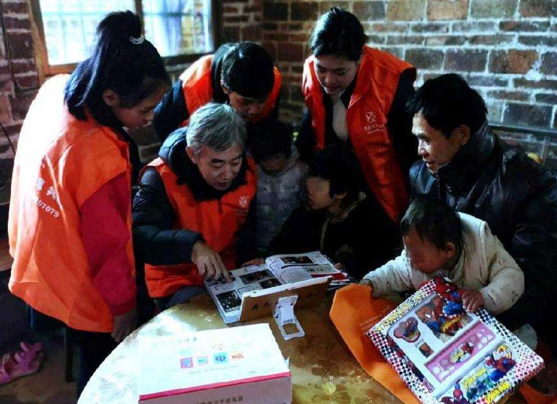 """广东走近留守和困境儿童,491家组织参与""""牵手行动"""""""