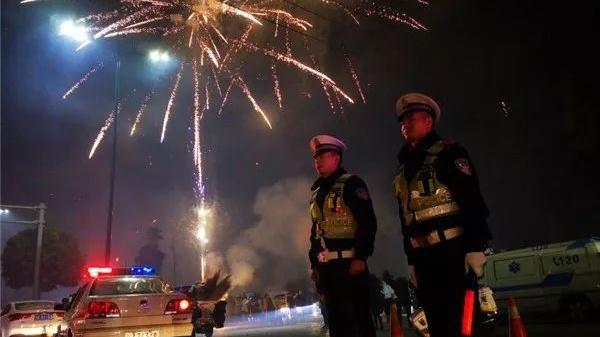 春节期间成都全市共接报110警情环比下降40% 治安大局持续平稳