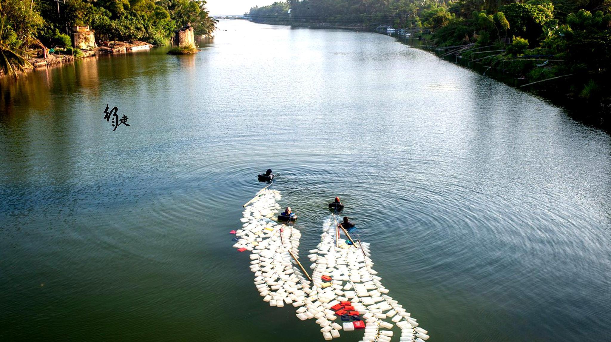 全球最脏的河:细菌量是印度恒河的23倍,催生新职业运水工