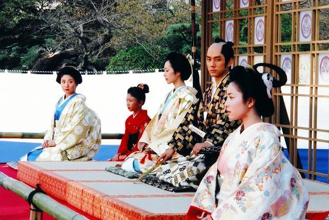 日本宫斗剧《大奥》系列16年,终在平成完结