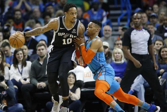 NBA抢断榜更新:威少排第三,塔克排第五,哈登距榜首仅一步之遥