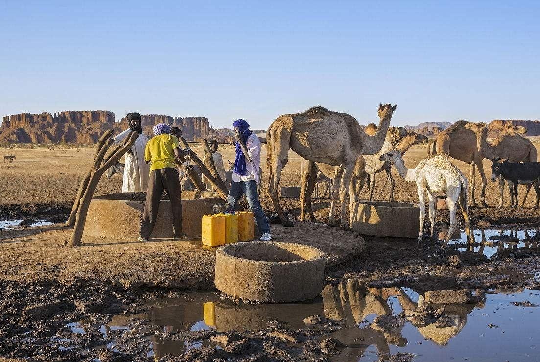 非洲最绝望国家:靠境内唯一湖泊建国与生存,如今湖泊却面临消失