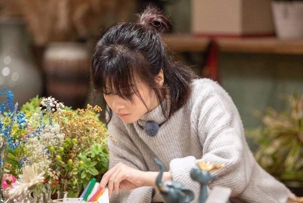 和金大川恋情曝光后春夏首登综艺,面容憔悴一点不像恋爱中的少女