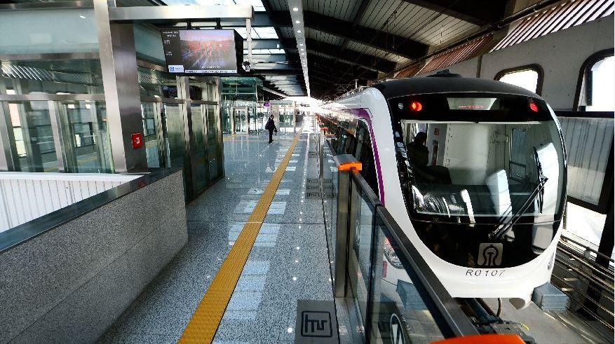 济南地铁1号线终于开通了,还有免费wifi可用