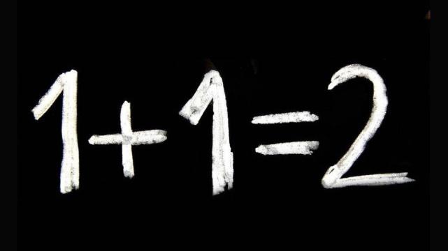 1+1为什么等于2?有什么方法证明吗?