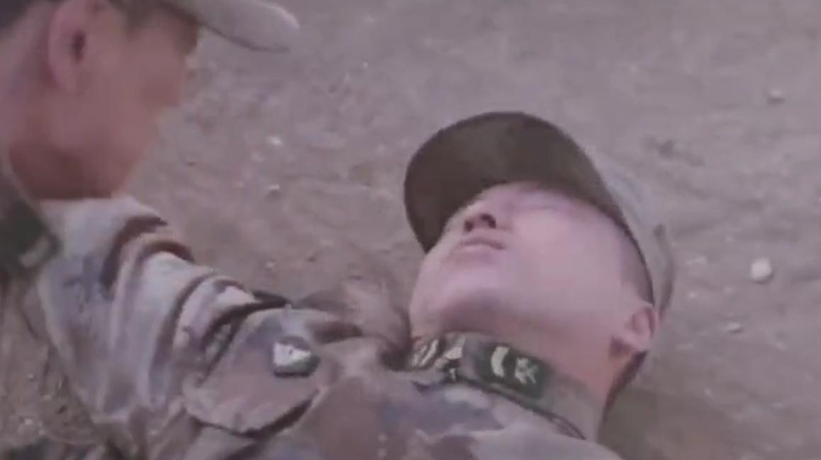陆战之王大结局:牛努力为救张能量中枪身亡!叶晓俊当场崩溃大哭