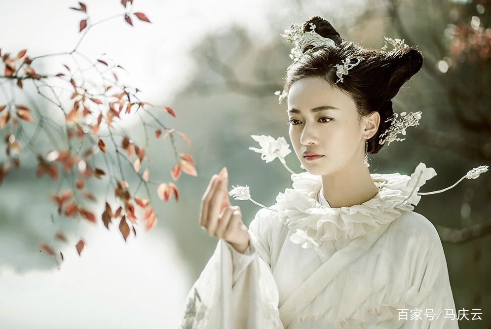 从傅艺伟到王丽坤吴谨言,苏妲己更迭,影视剧美女审美变迁三十年